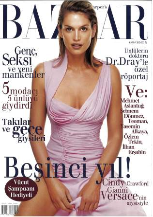 Aesthetic doctor in London - Dr Dray in the press in Turkey