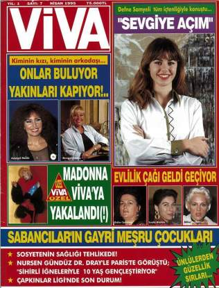 Dr Dray interview for Viva in Turkey - Aesthetic medicine