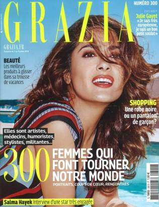 Dr Dray in the press - Interview for Grazia - Aesthetic medicine