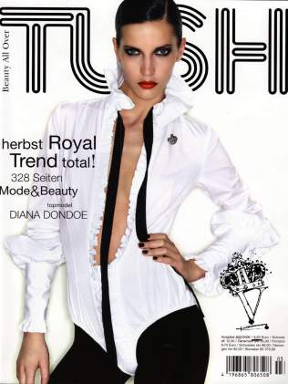 Interview for Tush magazine - Dr Dray, cosmetic doctor in London