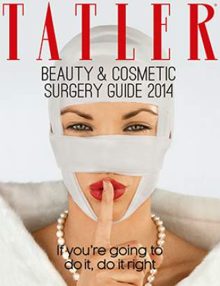 Dr Dray on PRP mesolift for Tatler magazine - Cosmetic medicine London