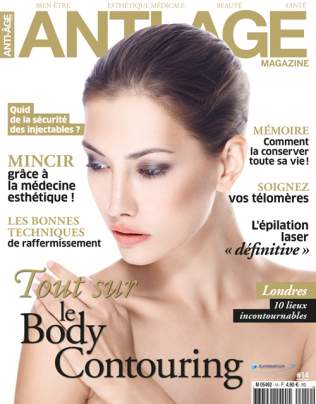 Dr Dray interview for French magazine - Aesthetic doctor in London