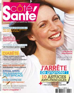 Dr Dray in the press - Interview for Côté Santé - Aesthetic medicine