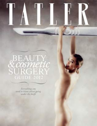 Dr Dray in the press - Interview for Tatler magazine - Aesthetic medicine