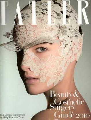 Interview for Tatler magazine - Dr Dray, cosmetic doctor in London