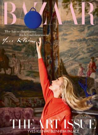 Press Uk Us–Harpers Bazaar–Nov 18 1